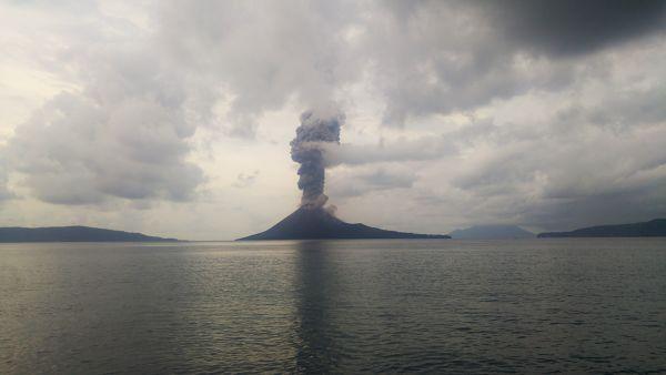 Krakatau November 10, 2018